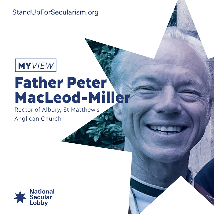 My View - Father Peter MacLeod-Miller