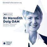 My View - Dr Meredith Doig OAM