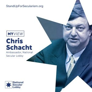 My View - Chris Schacht