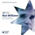 My View - Ron Williams