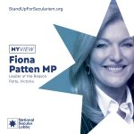 My View - Fiona Patten MP