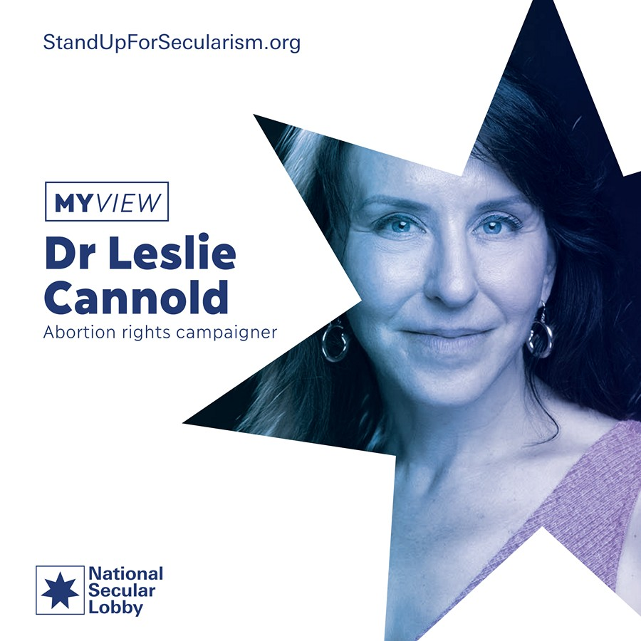 My View - Dr Leslie Cannold