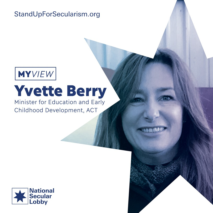 My View - Yvette Berry
