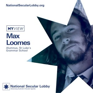 My View: Max Loomes