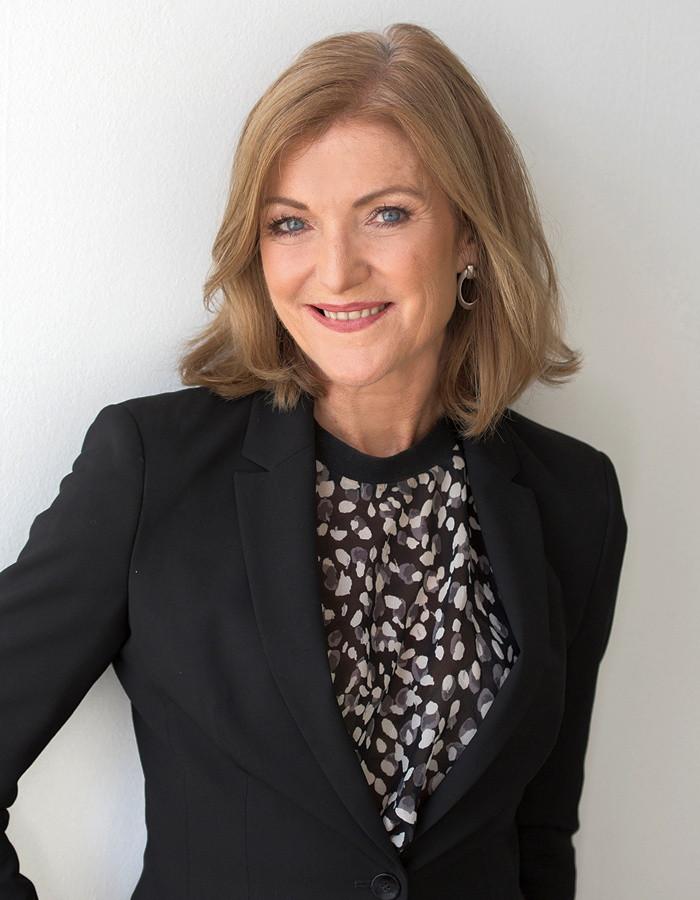 NSL Ambassador Fiona Patten
