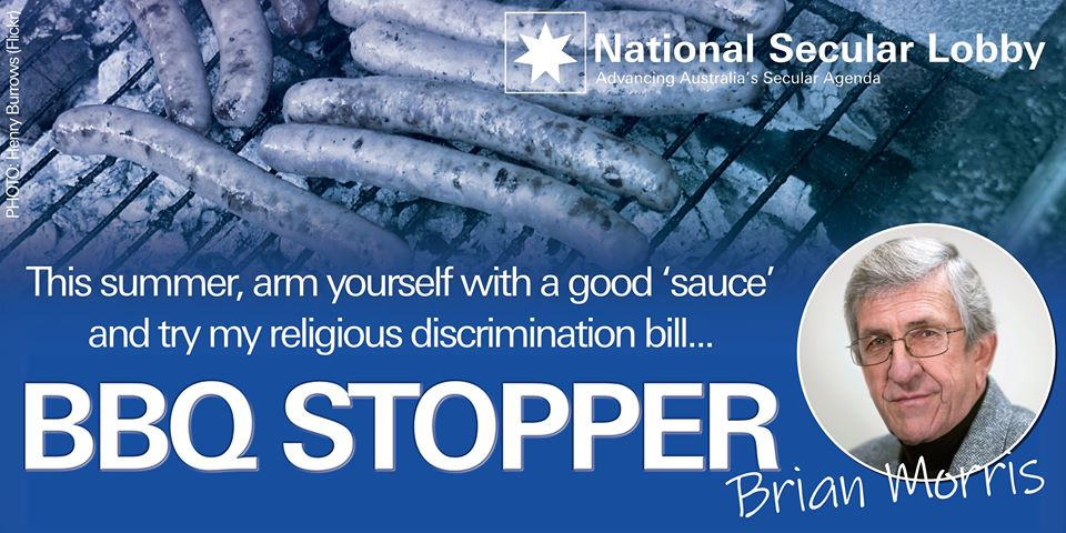 BBQ Stopper - Brian Morris
