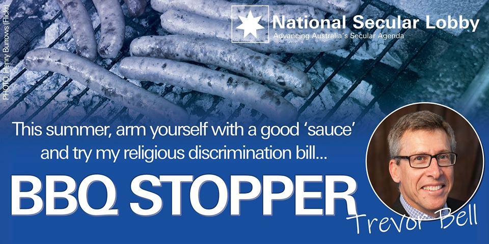 BBQ Stopper - Trevor Bell