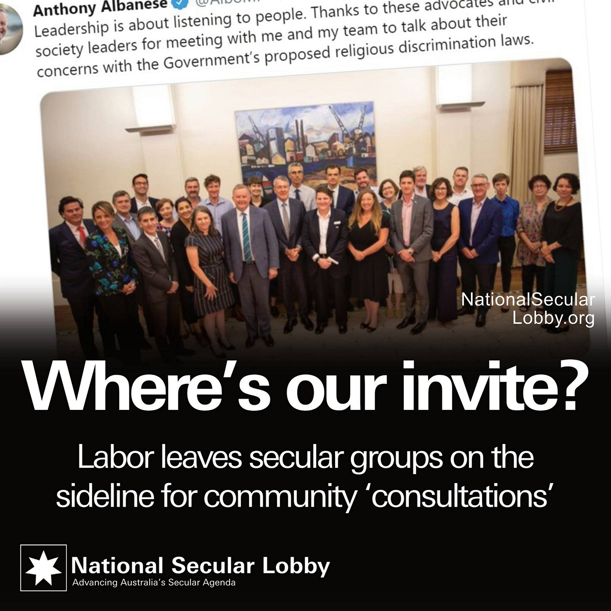 labor-no-secular-rdb-consultation