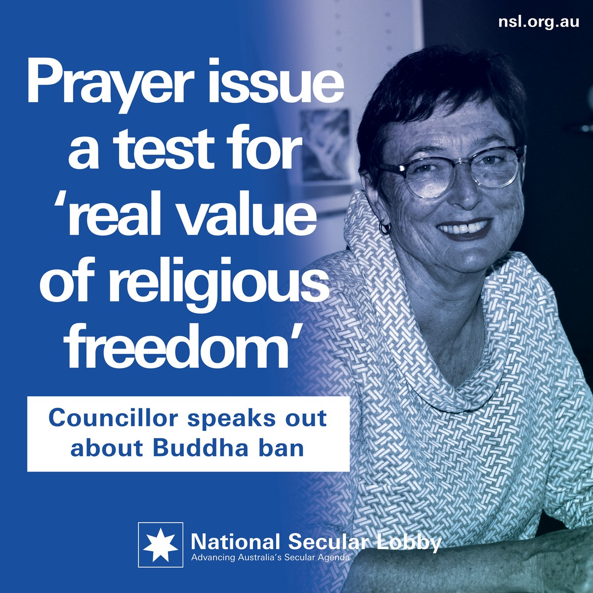 Kaye Gartner, Shoalhaven Council, and a test on religious freedom