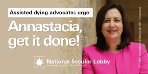 Palaszczuk re-election opens the way for VAD in Queensland