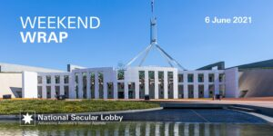 Weekend Wrap for 6 June 2021